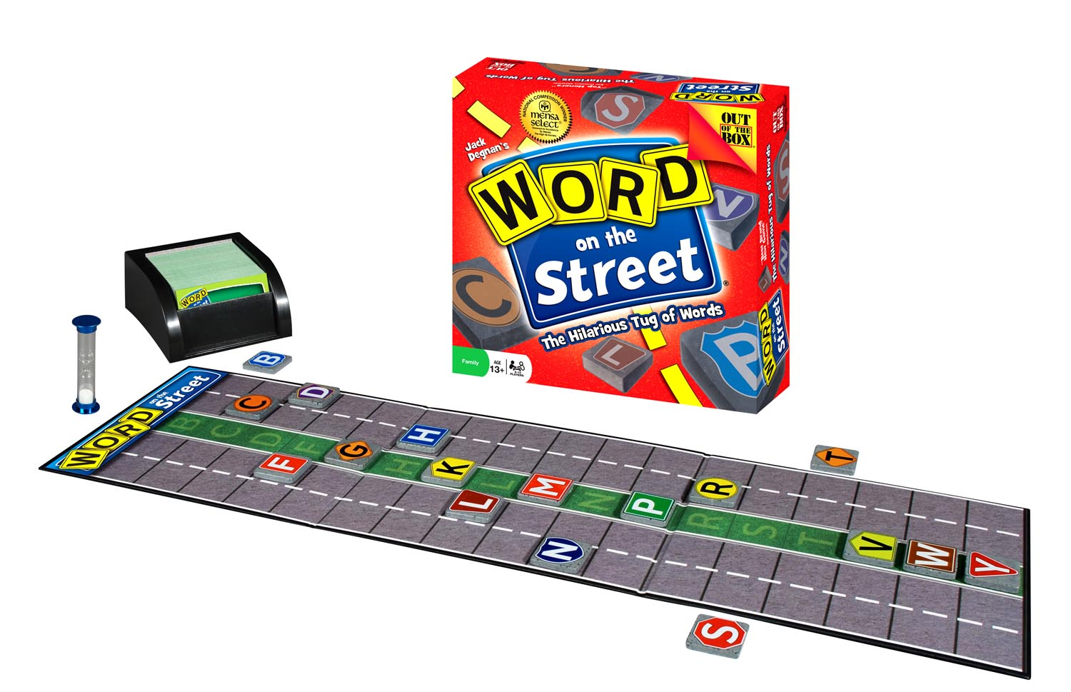 "Word on the Street: ""Tug of Words Rocks!"" 