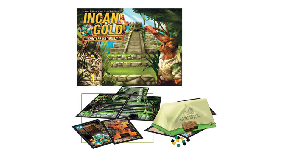 Incan Gold: This game is truly a gem!