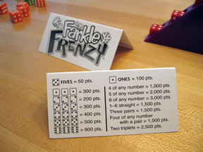 image regarding Farkle Instructions Printable named Farkle Frenzy: The contemporary *All-Enjoy* variation of Farkle! The