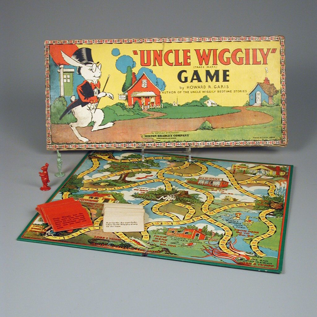 Uncle Wiggily: History of a Gentlemanly Bunny