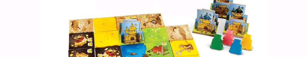 Kingdomino: Added to my list of favorites!!