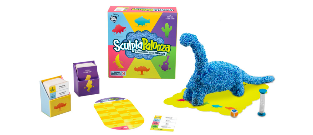 Sculptapalooza: Educational Insights PlayFoam now has its own game!