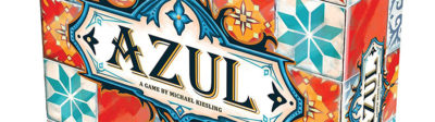 Azul: Add this one to my list of favorite games!