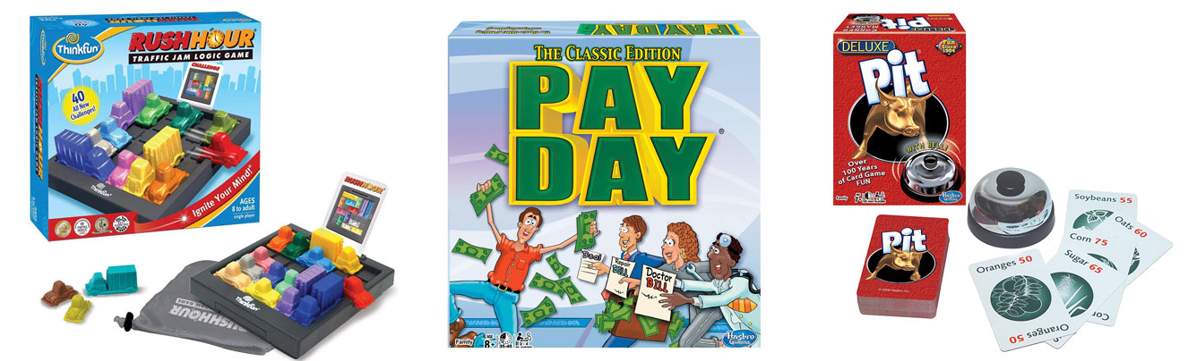 Pay Day Game Box