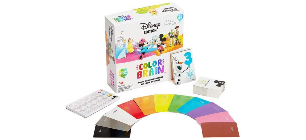 Color Brain Disney Edition: THE trivia game for Disney Movie Fans