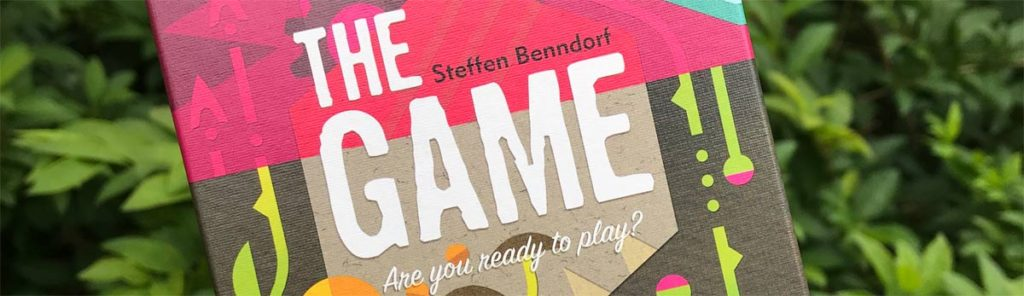 The Game: A colorful eye-candy cooperative card game