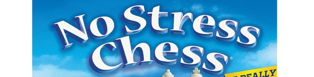 No Stress Chess: A classic way to teach chess