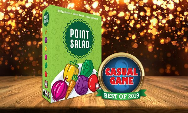 Point Salad Wins Casual Game of 2019