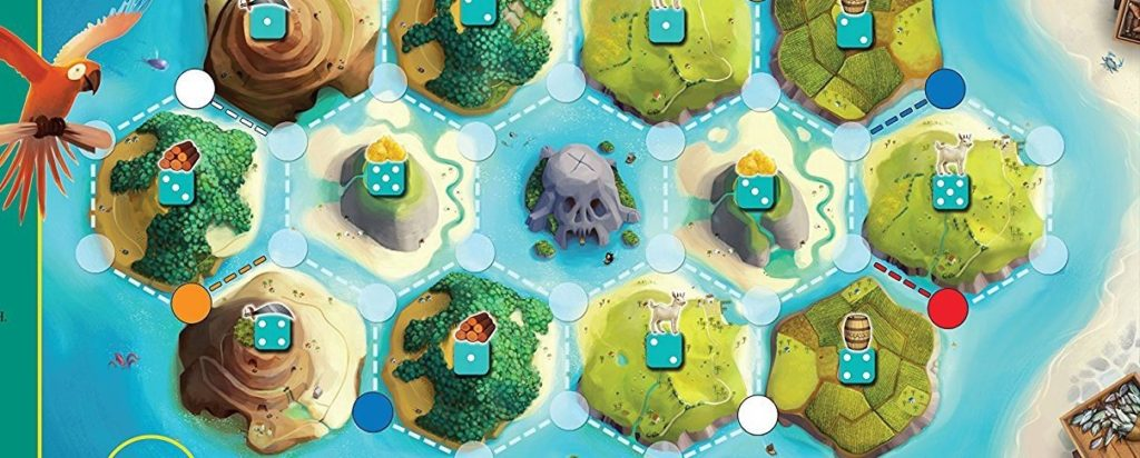 Catan Junior: Great gateway game for younger gamers