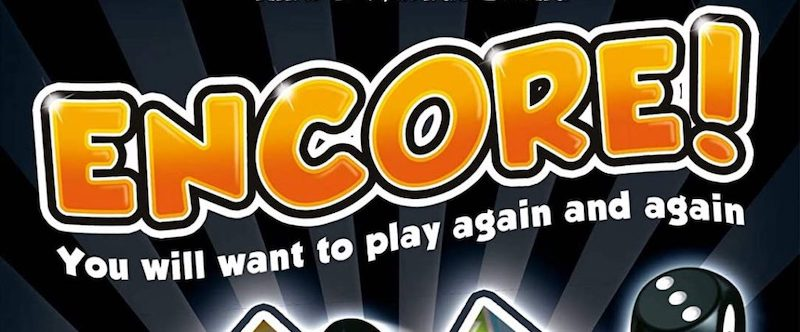 Encore!: Yes please, let's play again!