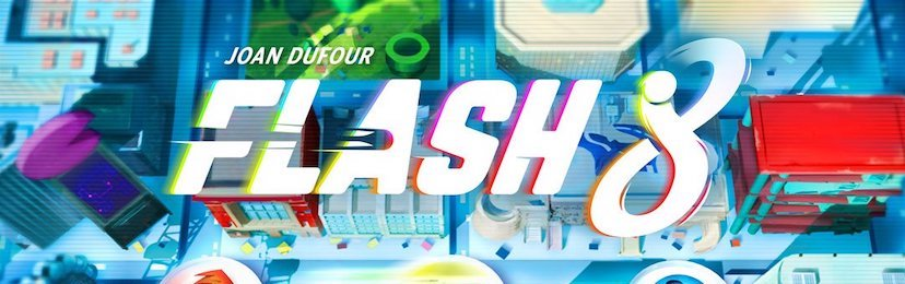 Flash 8: Speed puzzle game that's good for a variety of ages
