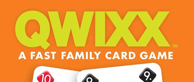 Qwixx Card Game: Won't replace the original but it's still quite fun!