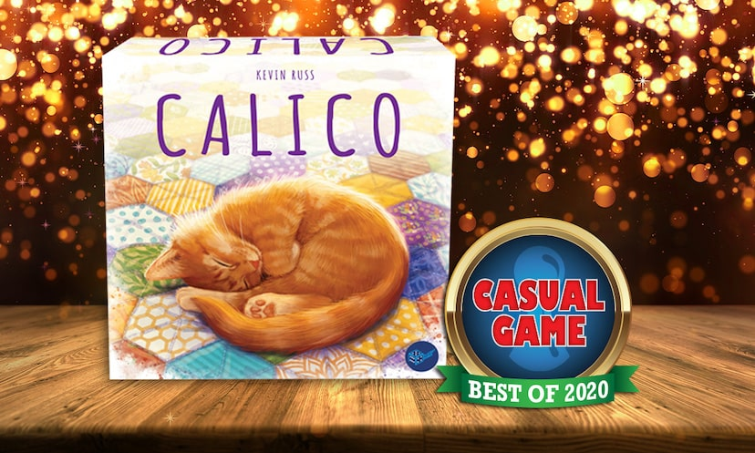 Calico: Cozy quilt making Casual Game of the Year