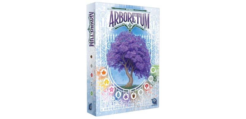 Arboretum: A (literally) lovely card game