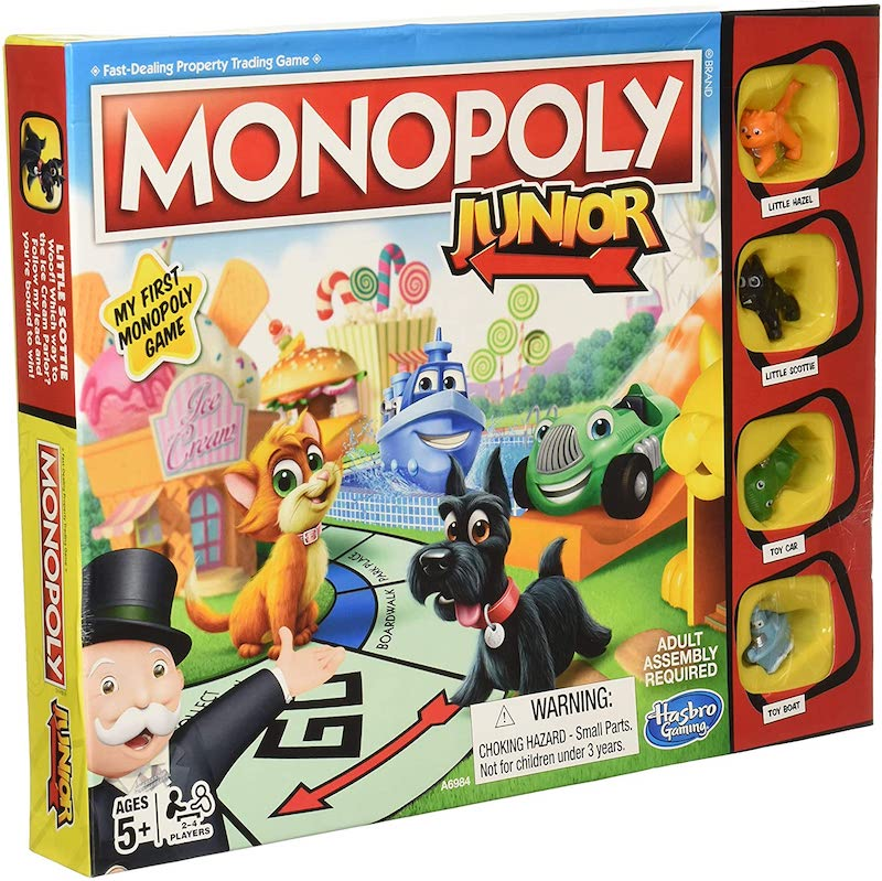 Monopoly Junior: A kids game classic