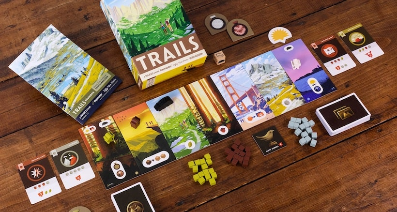 TRAILS: More of a Walk in the Woods
